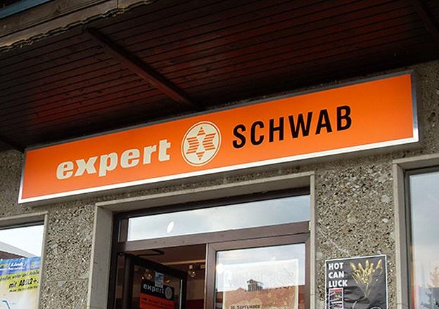 Leuchtschilder Expert Schwab