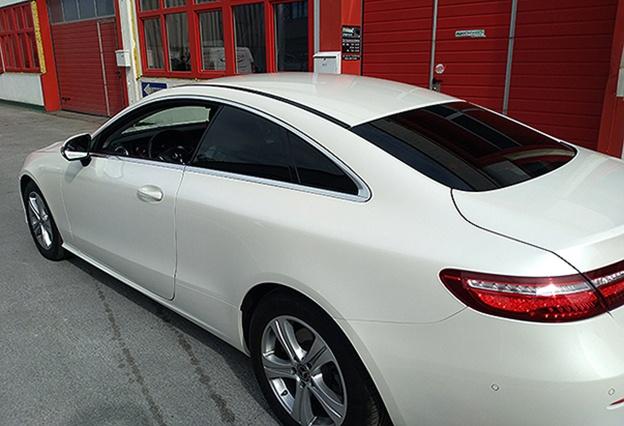 Scheibentönung Sichtschutz Mercedes