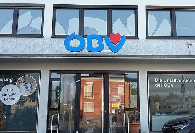 Beschriftung OEBV