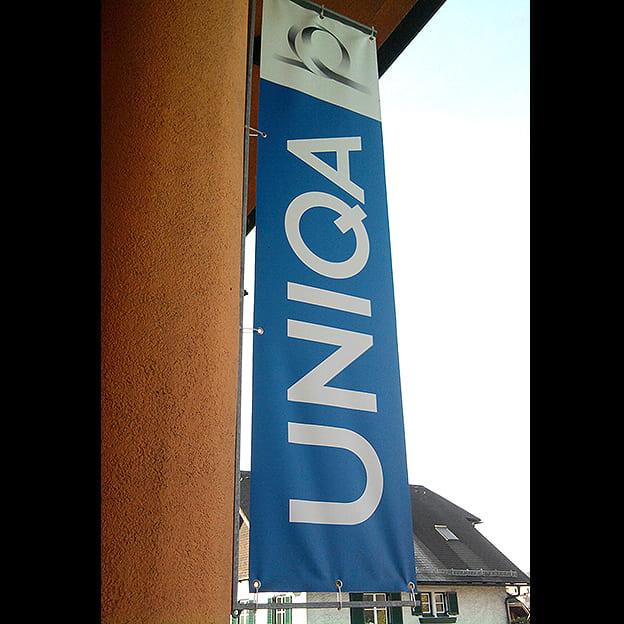 Banner Uniqa