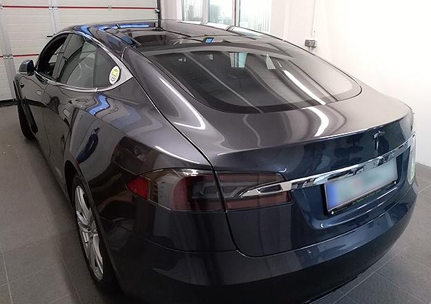 Tesla Steinschlagschutz